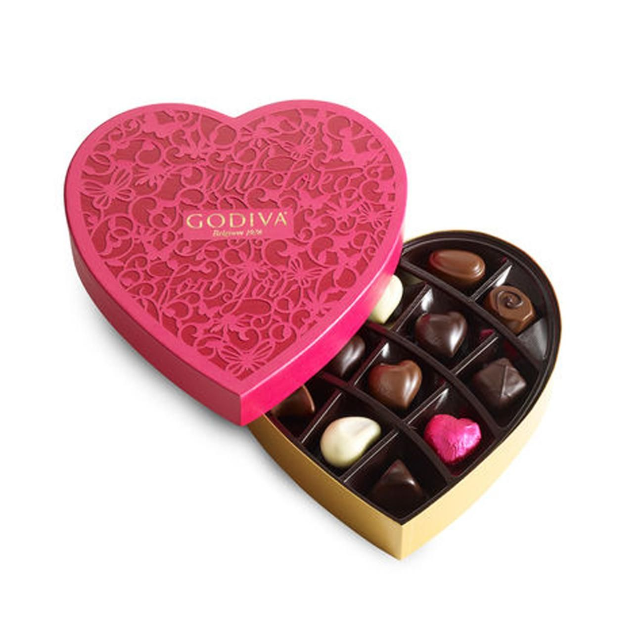 10 Valentine S Day Gifts For Chocolate Lovers Valentine Chocolate Chocolate Hearts Valentines Day Chocolates