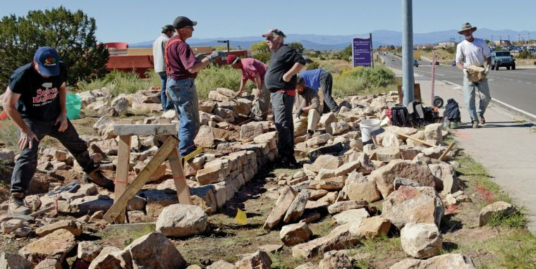 stoneworkers to show centuries