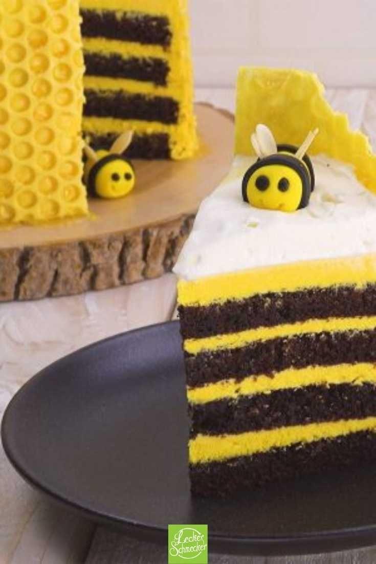 Dieses Mini-Detail macht den Kuchen zum Knaller. Deinen Gästen wird der Sabber aus dem Mund laufen.
