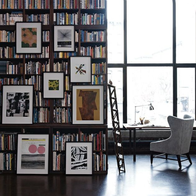 20 Great Gallery Wall Ideas For Your Bare