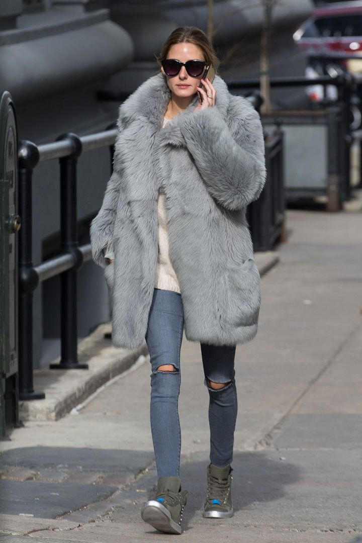 Of All the Winter Coats Out There, You're Going to Want One Like Olivia Palermo's