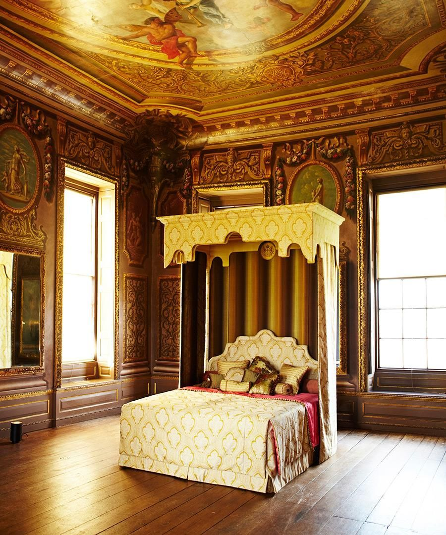 Napping on the World's Most Expensive Bed Royal bed, Bed
