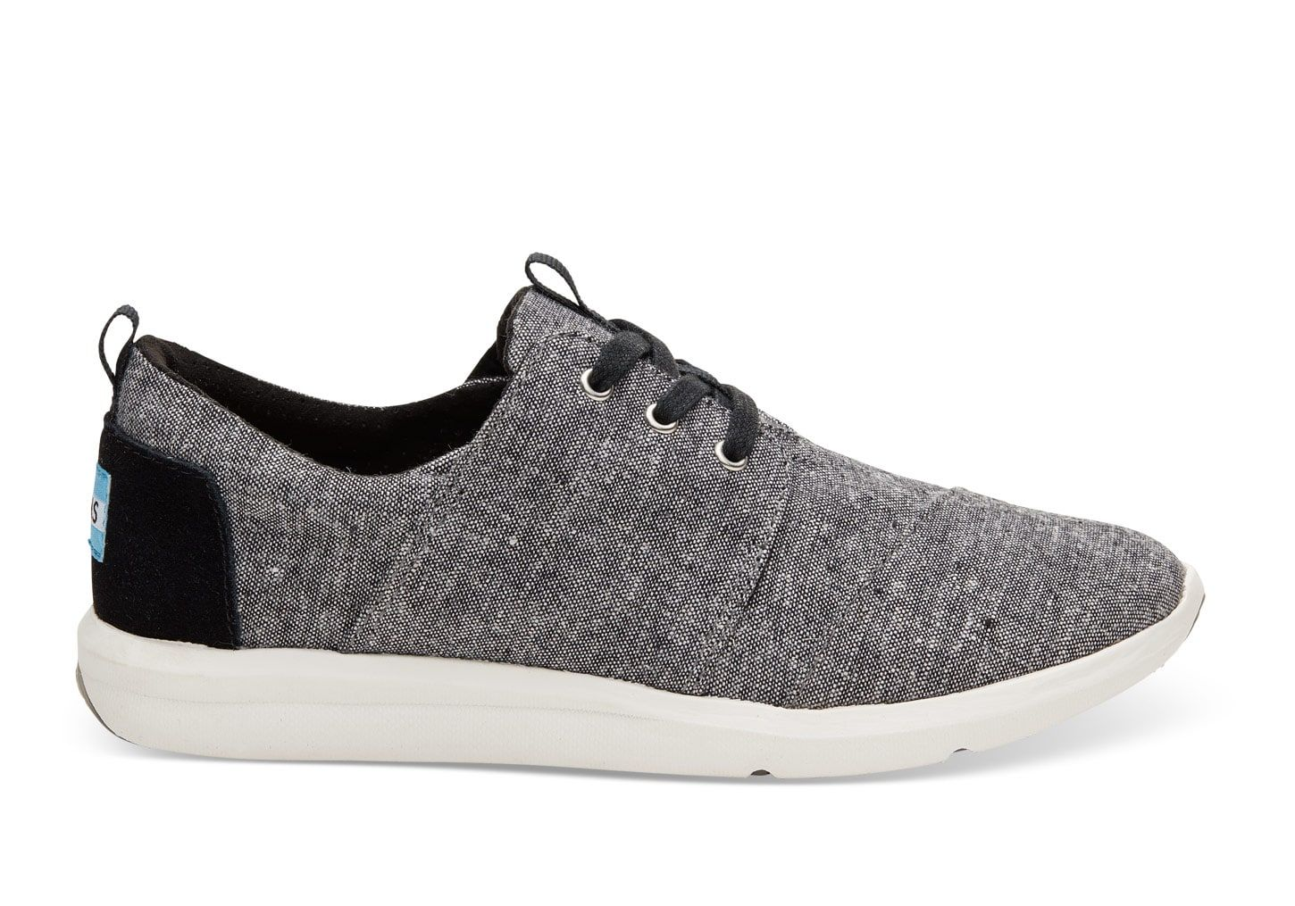 TOMS Sneakers Del Rey Grey Tribal - 37,5, Grau
