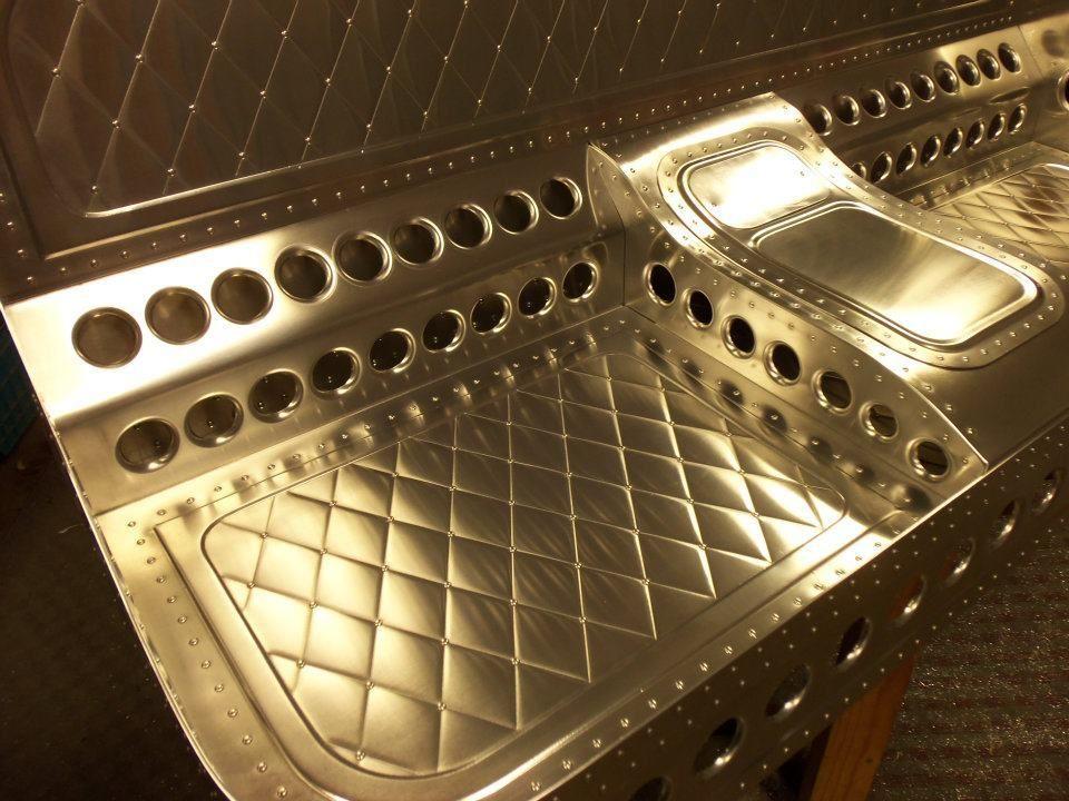 Bench 5 Sheet Metal Work Metal Shaping Steel Art