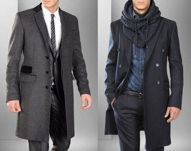 detalles para estilo atractivo rendimiento confiable Abrigos con mucho estilo de D | man | Ropa elegante hombre ...