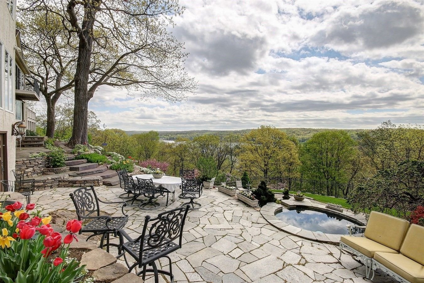 You'll feel like you're on top of the world from this ... on Sparta Outdoor Living id=57327