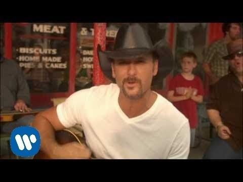 Tim McGraw - Southern Voice (Official Music Video) - YouTube