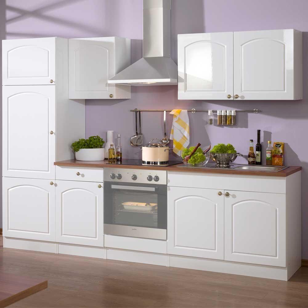 Komplett küchen mit elektrogeräten  Küchenzeilen mit