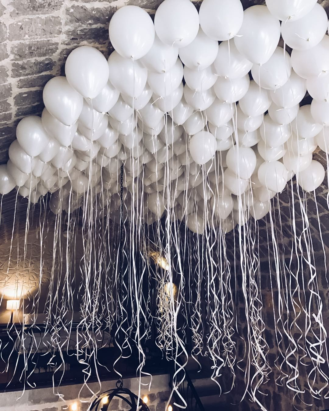 The Pursuit Of Glamorous White Party Decorations Birthday