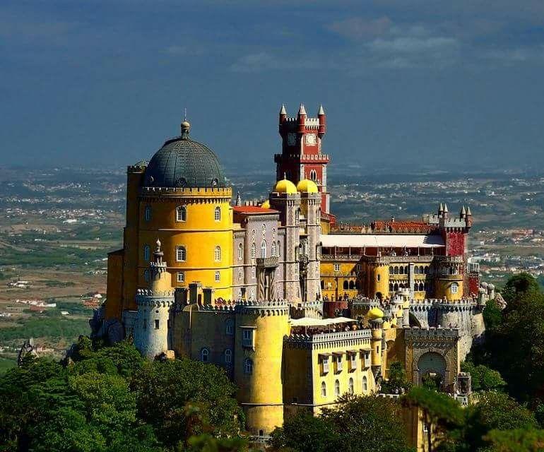 Palácio da Pena @ Sintra