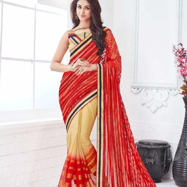 7e04e905ff Designer Saree ON COD – The JT Store | Designer Saree | Saree ...