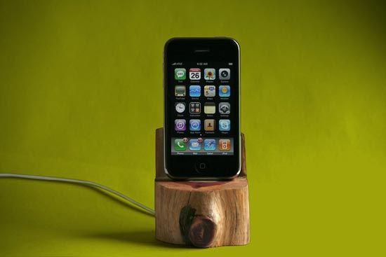 22+ DIY iPhone docks