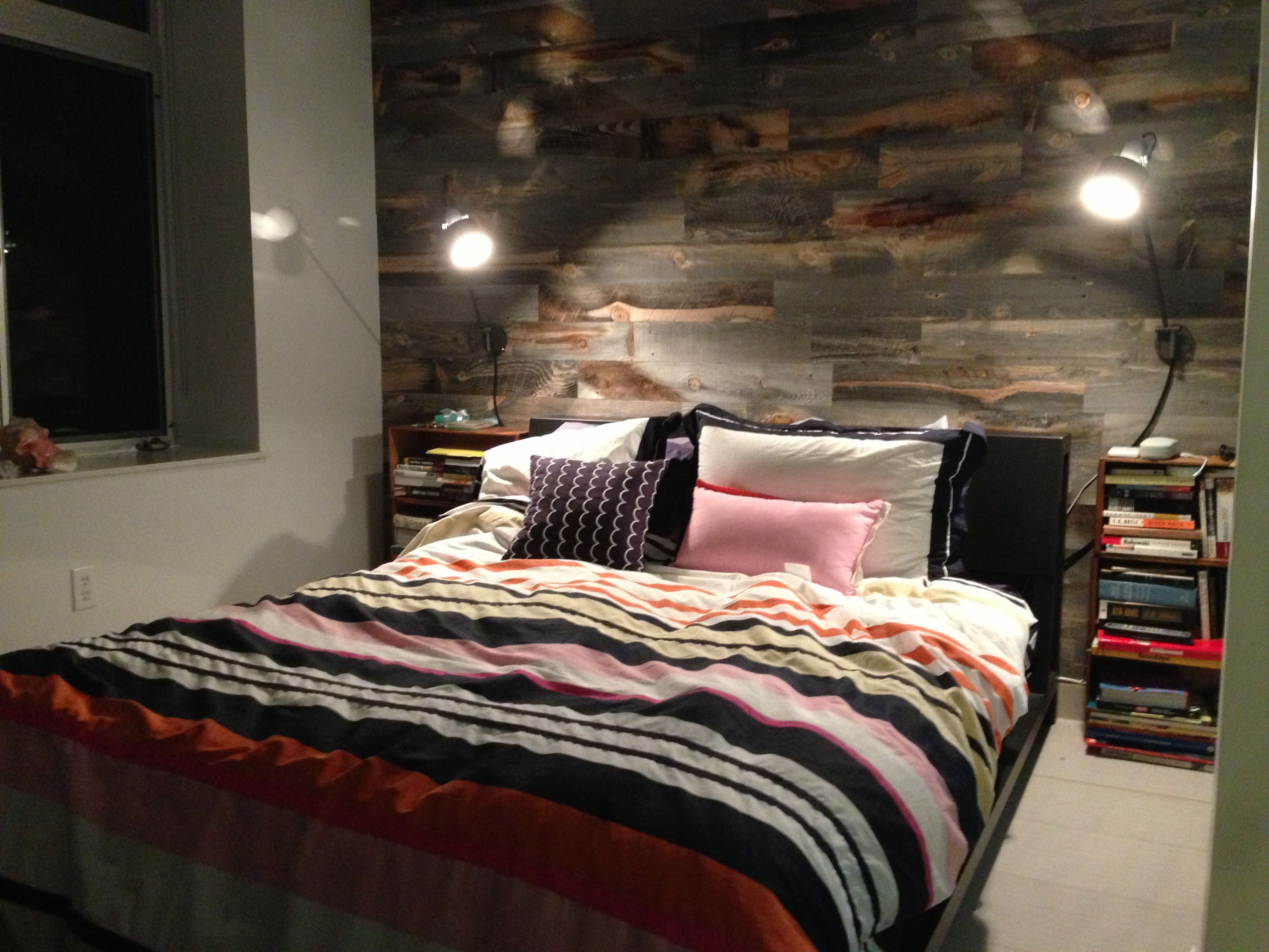 Reclaimed Weathered Wood | Weathered wood, Wood, Accent ...