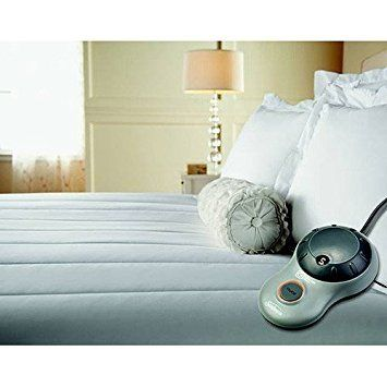 Product Review For Sunbeam Quilted Heated Mattress Pad Ultra Soft