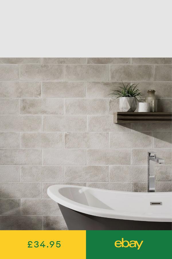 Floor & Wall Tiles Home, Furniture & DIY ebay Bathroom