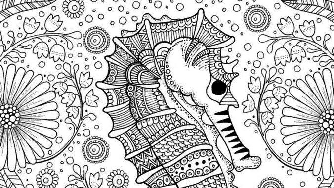 seahorsecolouringsheet Pirate coloring pages, Coloring