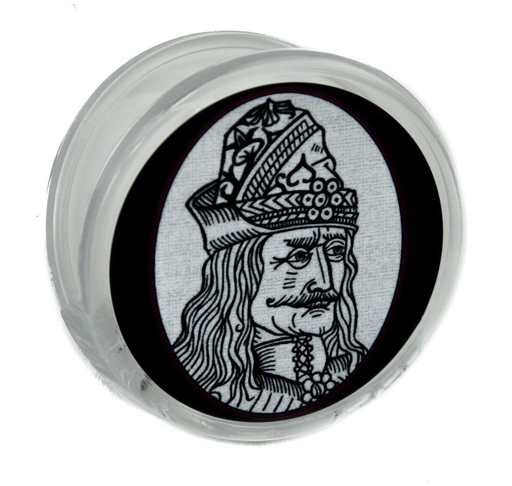 VLAD TEPES Buttons Pins Badges 4 vampire goth gothic dracula wallachia impaler