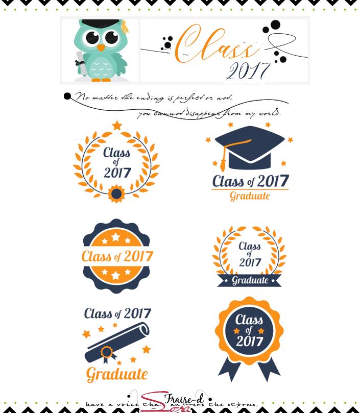 High School Senior Announcements