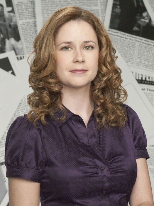 Was and Jenna fischer as pam