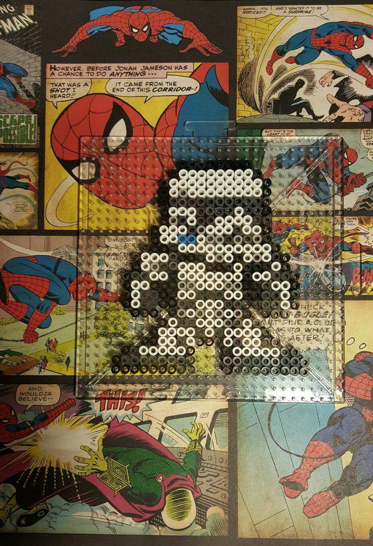 Star Wars Stormtrooper perler beads by sanzosgal | My Perler and ...