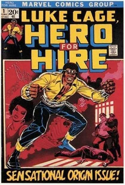 Luke Cage 1 (Power Man)