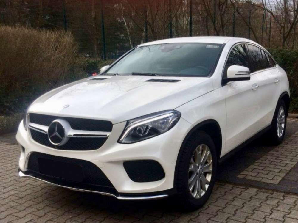 2016 Mercedes Benz Gle 350d Coupe 4matic Suv 9g Tronic Amg Line