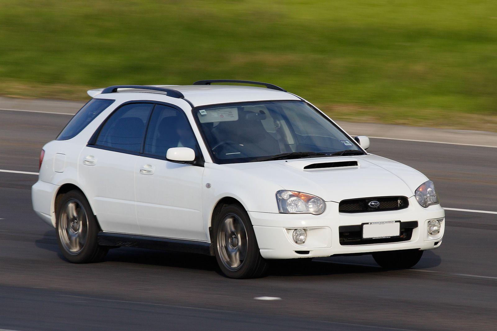 Description 2002u20132005 Subaru Impreza WRX Hatchback