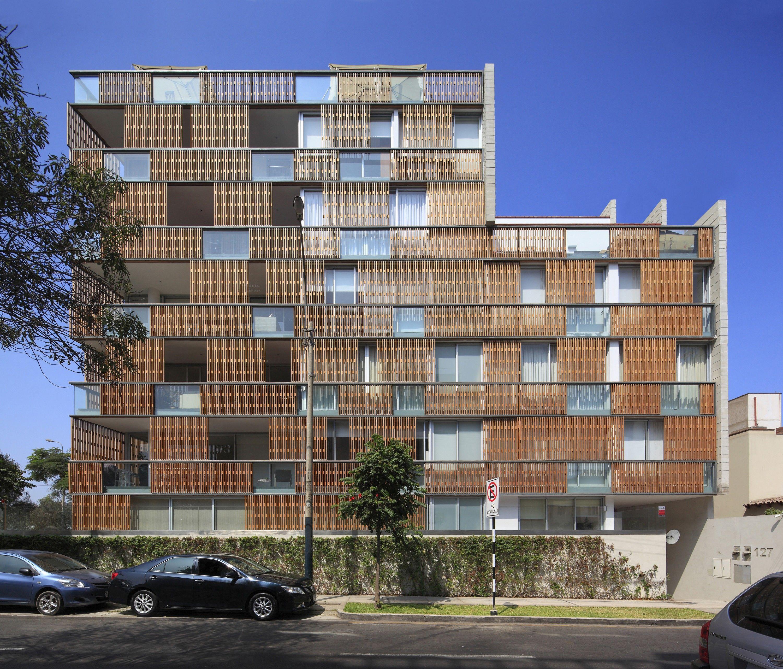La Ponciana Apartments Barclay Crousse Architecture Archello Architecture Apartment Projects Apartment Building