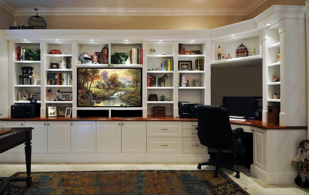 Schreibtisch Bücherregal Wand Einheit Luxus home office Möbel - designer mobel bucherregal
