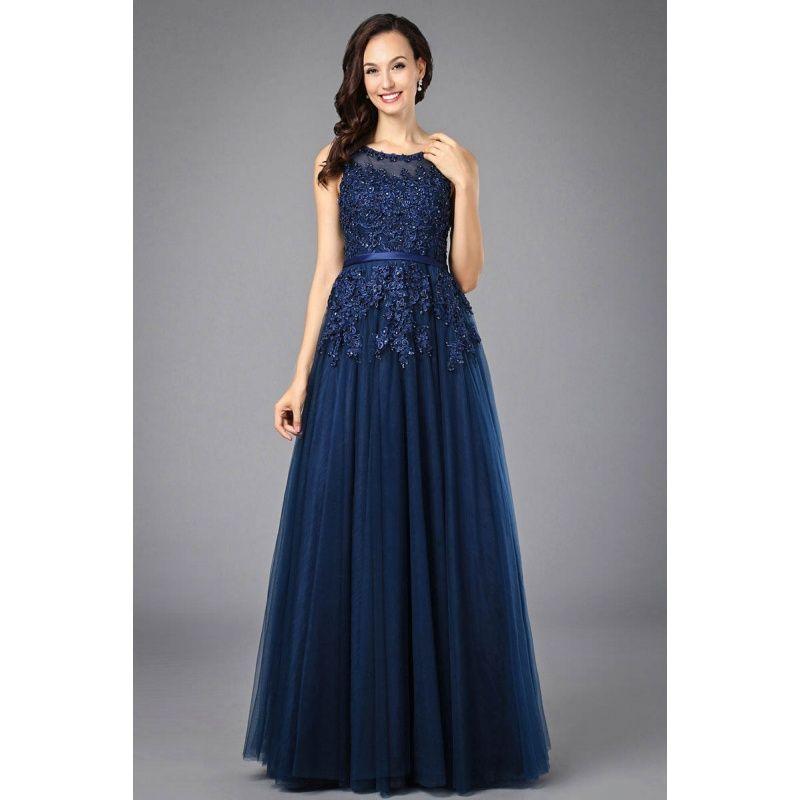 d628ea9b5510 Dlhé princeznovské šaty s čipkou