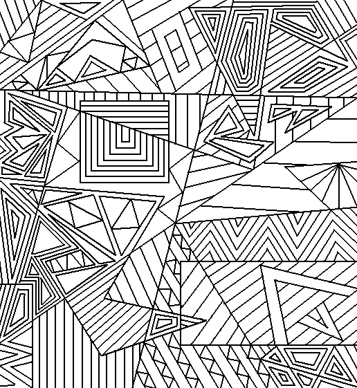 Abstract Lineart 2 By Drachenlilly Deviantart Com On Deviantart Abstract Line Art Coloring Pages Abstract Lines