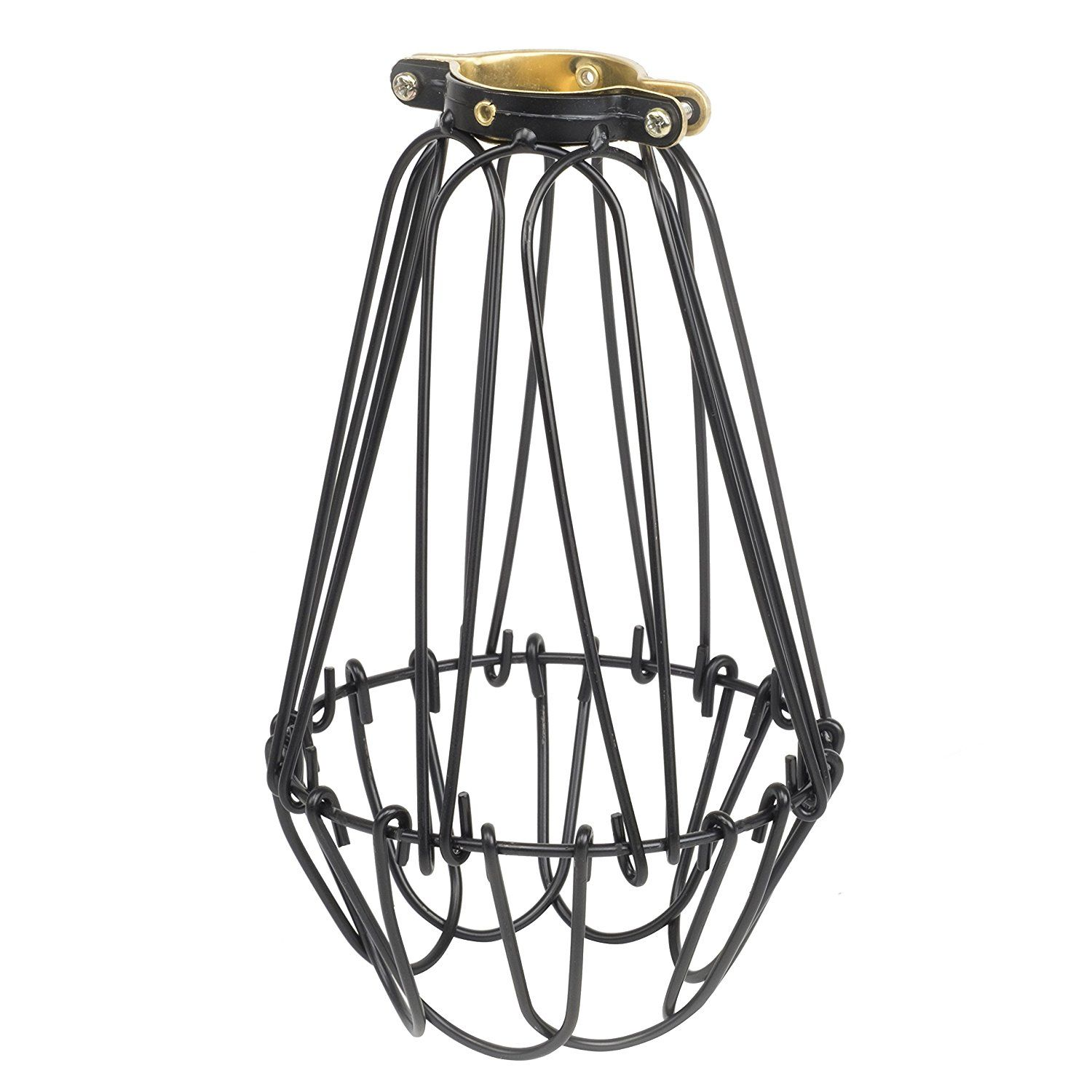 Industrial Vintage Style Hanging Pendant Light Fixture Thick Metal ...