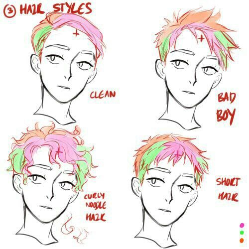Pin By Max Bennett On Drawing Guy Drawing How To Draw Hair Hair Reference