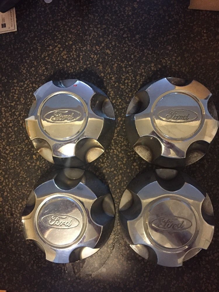 4 Ford Crown Victoria Ranger Wheel Center Caps Hubcaps Police Ebay Ranger Victoria Ford