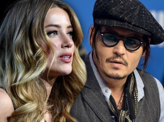 Johnny Depp and Amber Heard settles on the domestic violence case