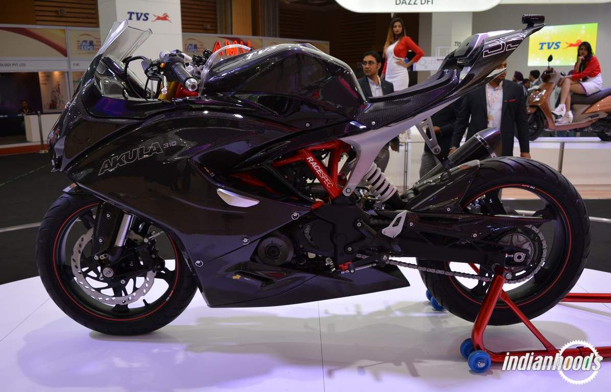 TVS Akula 310 Price, Specs, Images, Top Speed, Launch Date