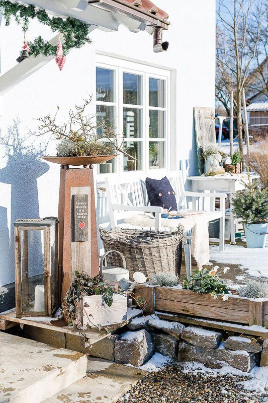 weihnachtliche lieblingsecken und blumen aufs wochenende. Black Bedroom Furniture Sets. Home Design Ideas