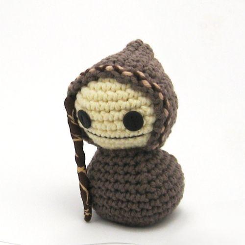 Creepy Cute Expansion Pack #7: Druid   NeedleNoodles: Crochet ...