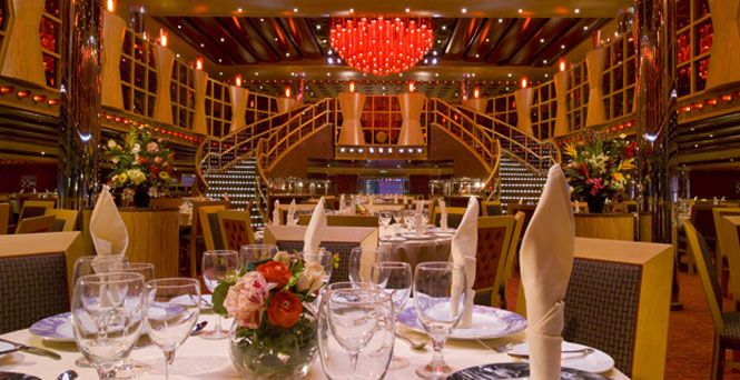Love Eating In The Main Dining Room It Is So Elegant And If You Beauteous Carnival Cruise Dining Room Menu Decorating Design