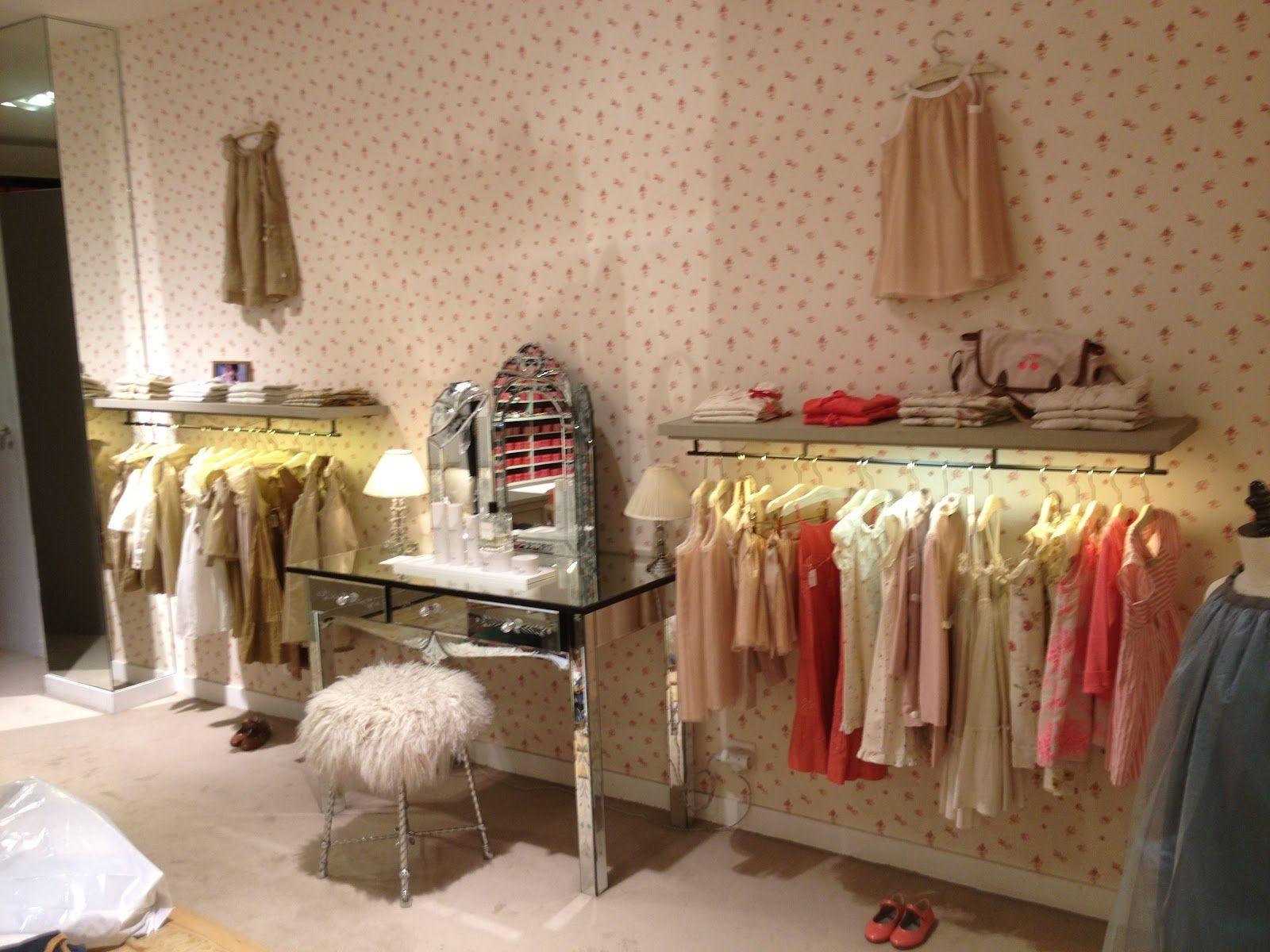 Color Scheme Bonpoint Store