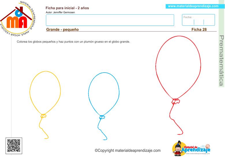 Actividades para niños de 2 años - Material de Aprendizaje ...