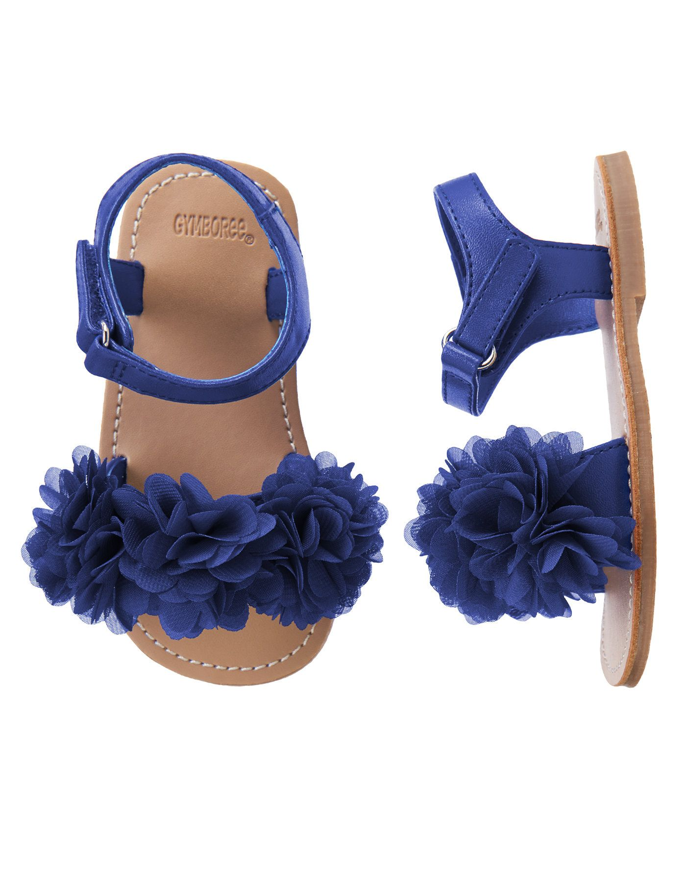 Flower Sandals at Gymboree. Flower Sandals at Gymboree Little Girl Fashion 39707aa91f65