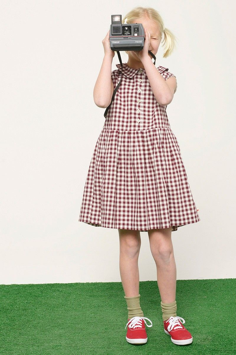 Polly Tennis Dress | Olive Juice
