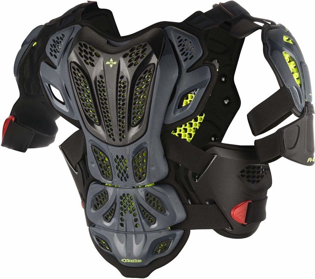 5 Chest and Back Protectors For Riders Atv riding gear