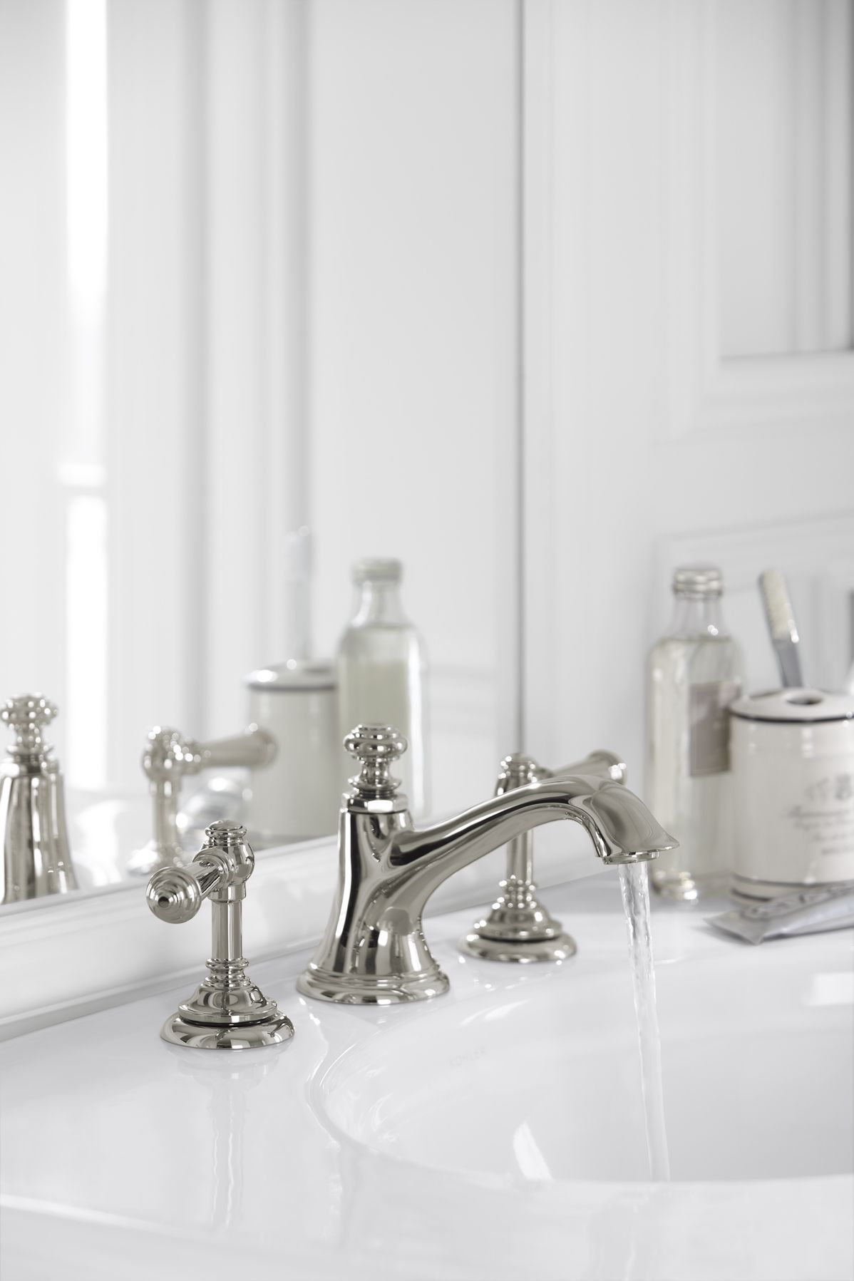 Artifacts Faucet Collection by Kohler. | Bathroom Sink Faucet ...