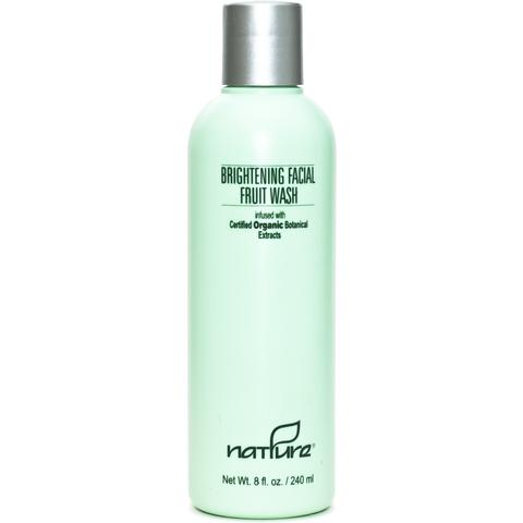 Brightening Facial Fruit Wash With Aha Skin Bleaching Simple Skincare Skin Brightening