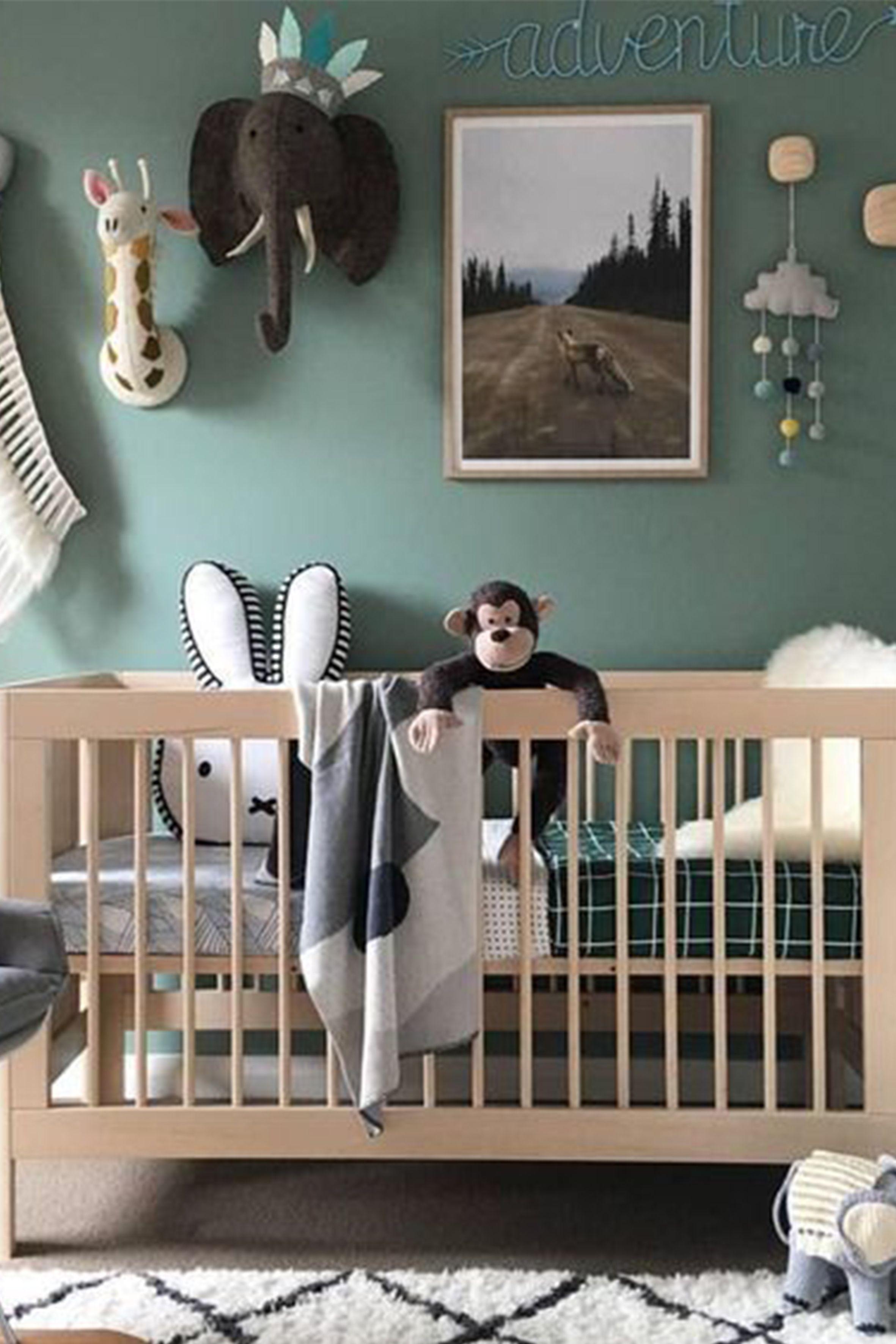 Adopter la décoration jungle pour la chambre de bébé - Blog Rhinov