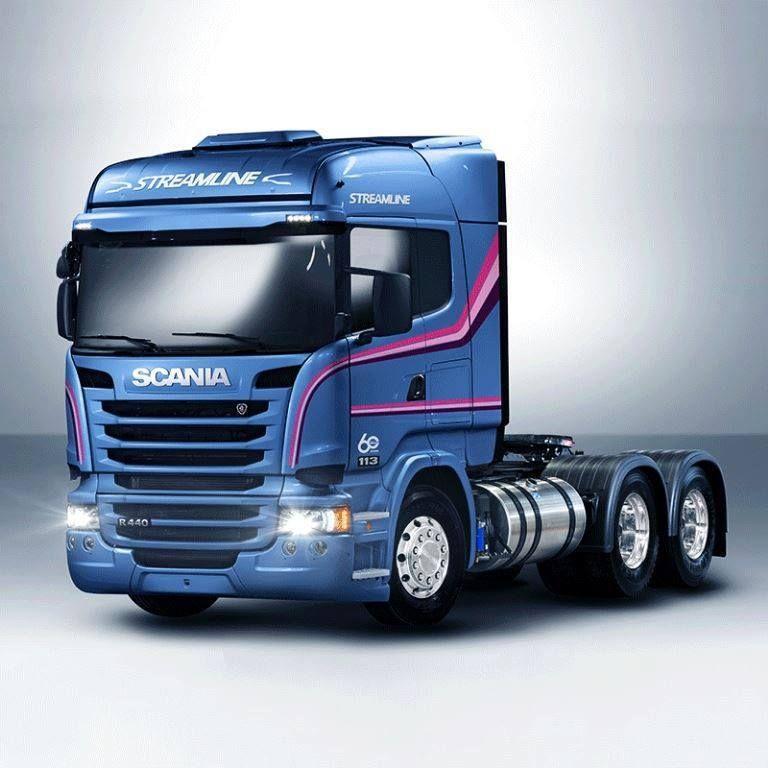 Imagens Da Serie Especial Scania R440 60 Anos Surgem Na Internet