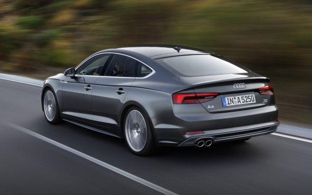2018 Audi A5 Sportback European Spec