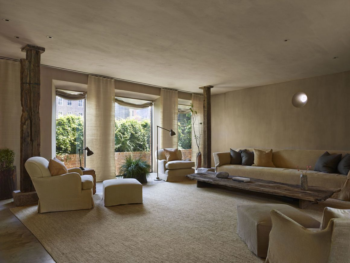 Penthouse tribeca new york greenwich hotel rusticinteriordecorating also rh pinterest